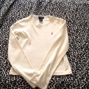 Long sleeve Ralph Lauren shirt